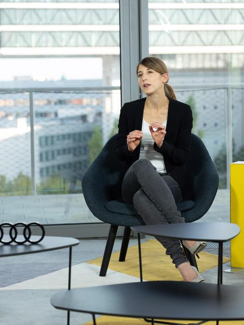 Let's talk about PROGRESS: Audi inspires international pioneers at the Bits & Pretzels event