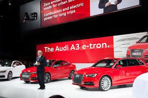 Audi auf Automessen in Tokio und Los Angeles