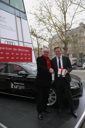 Audi new principal partner of the Berlinale