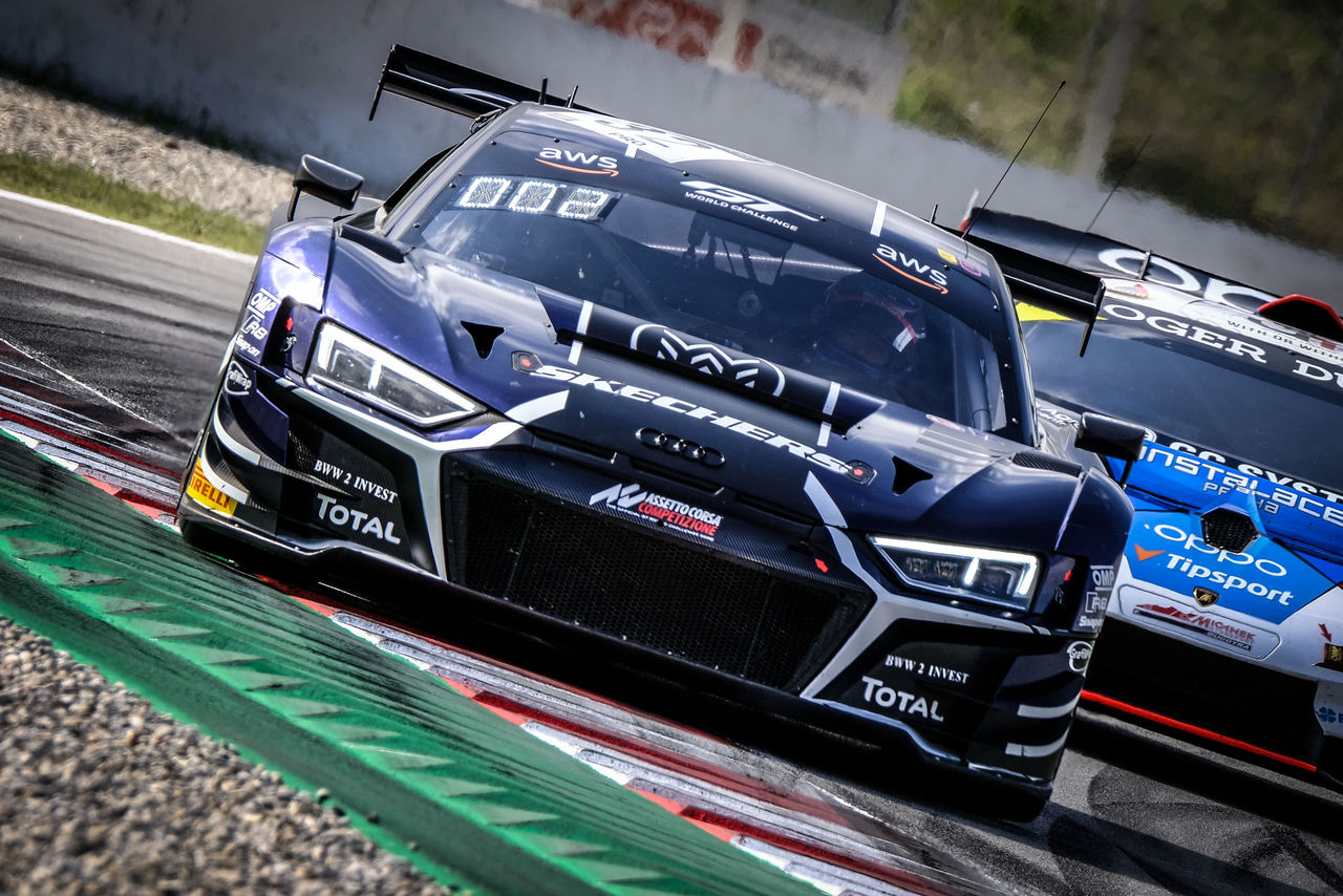 Six titles for Audi Sport customer teams