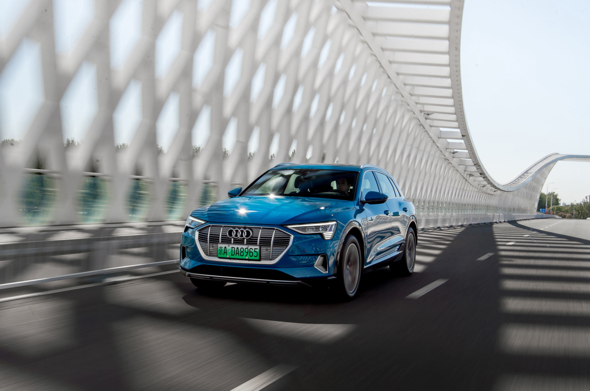 Audi and FAW establish new company to produce electric vehicles in China - Image 1