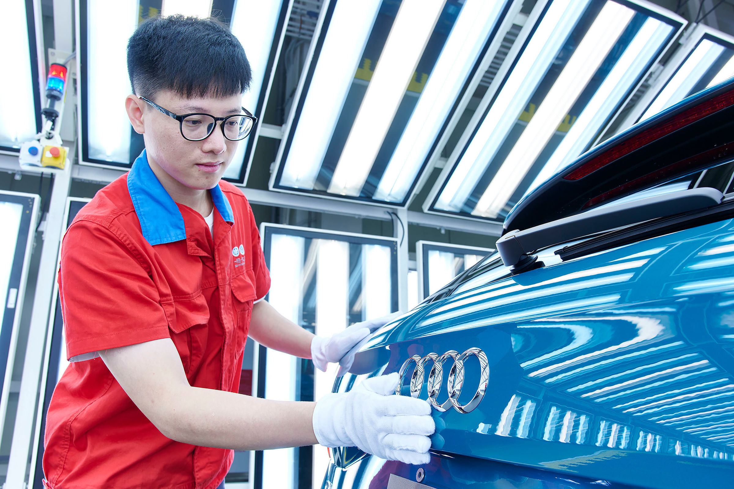 Audi and FAW establish new company to produce electric vehicles in China - Image 3