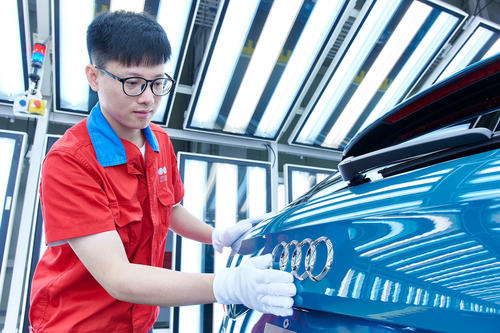 Audi and FAW establish new company to produce electric vehicles in China