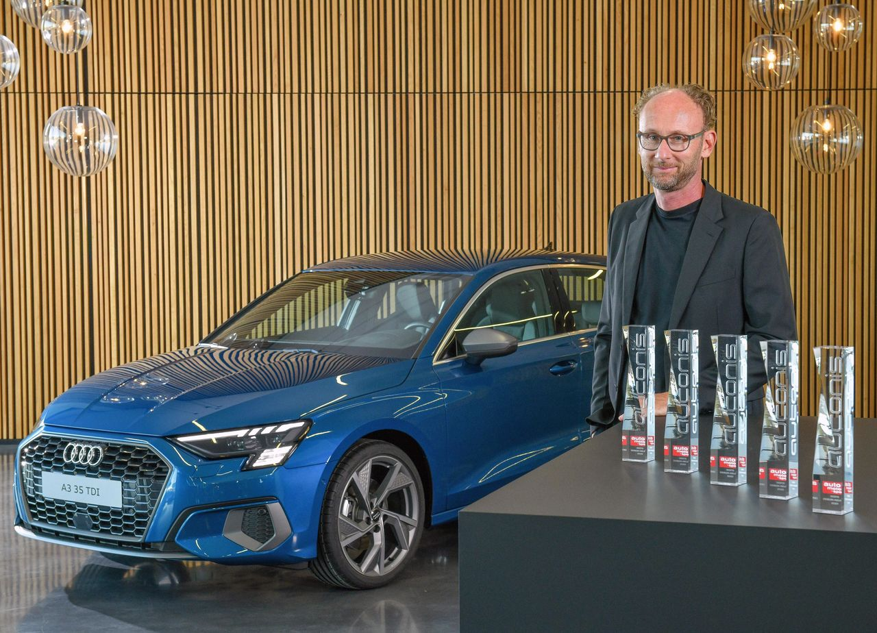 Readers' choice for best new design features: ||Audi victorious in five out of ten categories