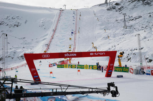 Audi FIS Ski Weltcup in neue Saison gestartet