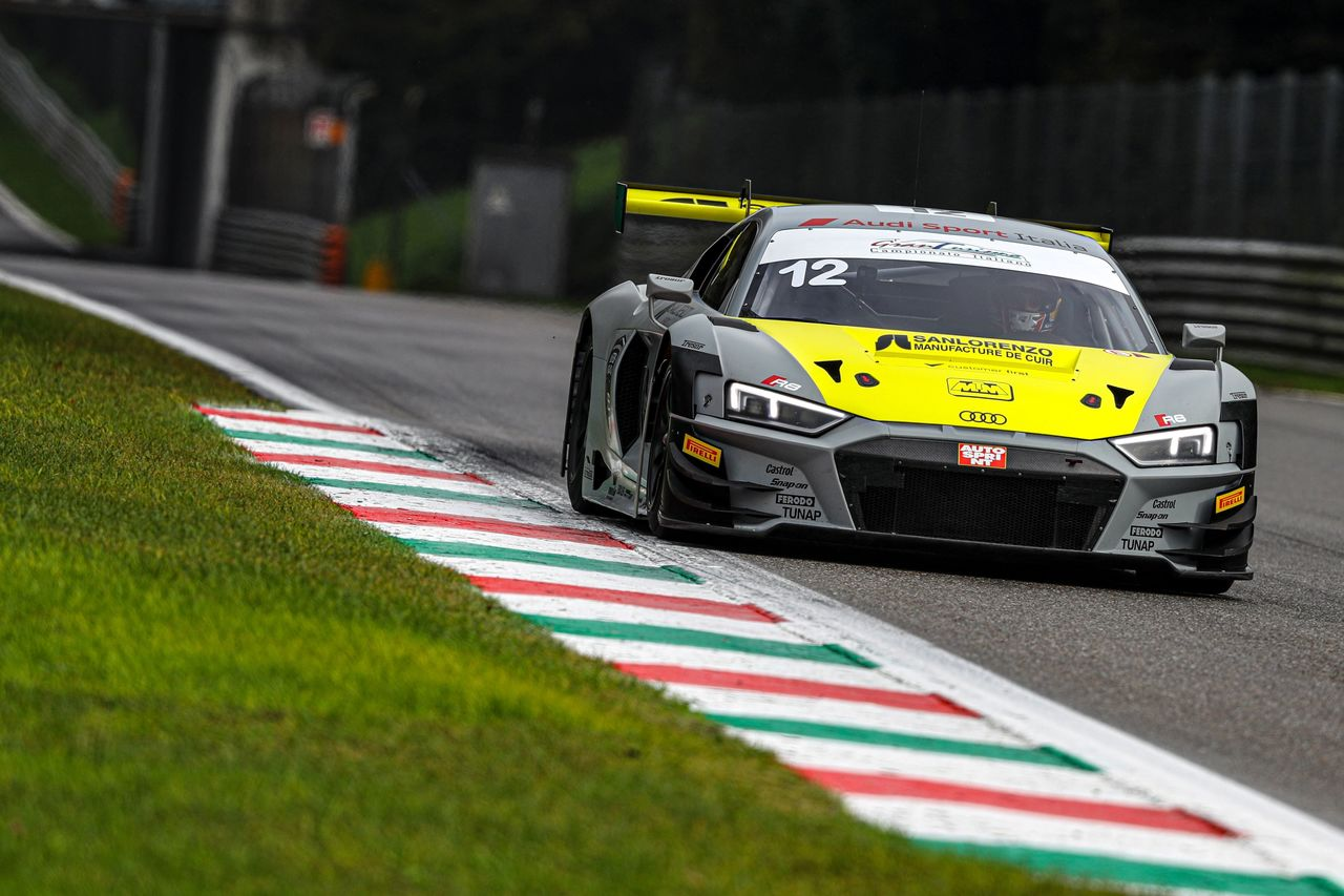 Audi R8 LMS on course for more titles