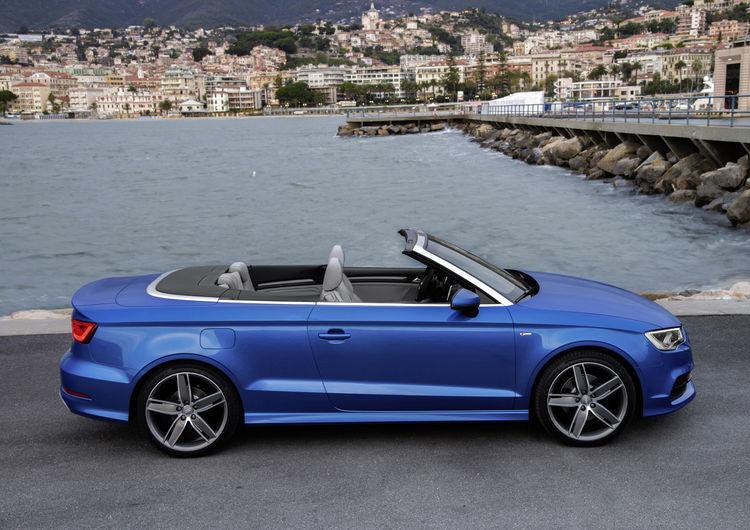 Audi A3 Cabriolet 1.8 TFSI quattro
