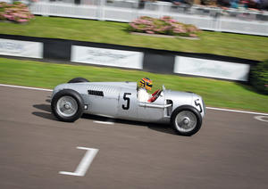 Audi Tradition beim Goodwood Revival