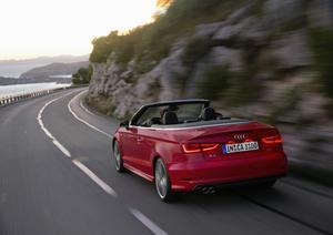Audi A3 Cabriolet 2.0 TDI