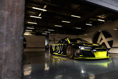 Audi Sport customer racing Asia 2020