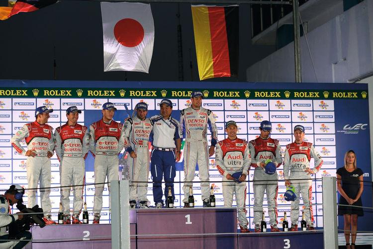 Stimmen nach dem Rennen in Brasilien