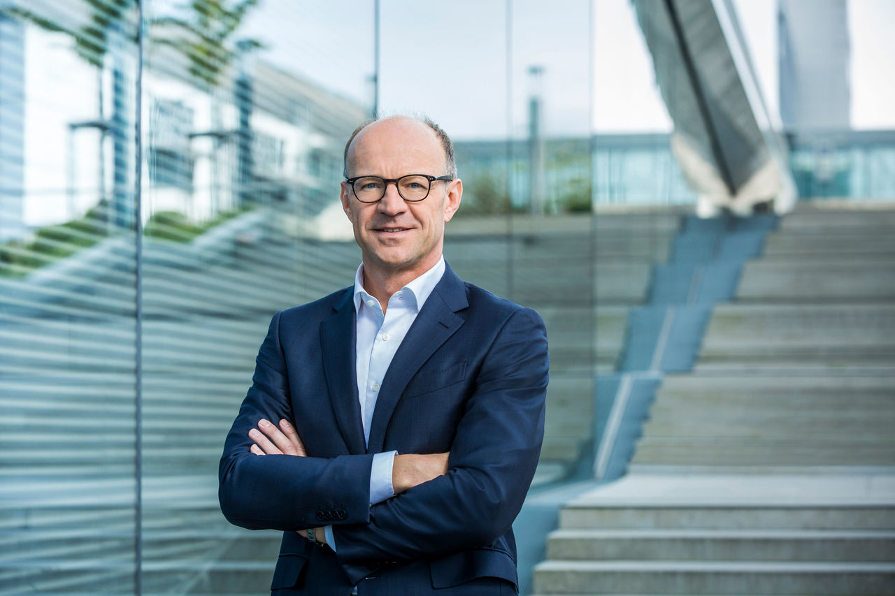 Dr Arno Antlitz becomes Board Member for Finance and IT at Volkswagen Group