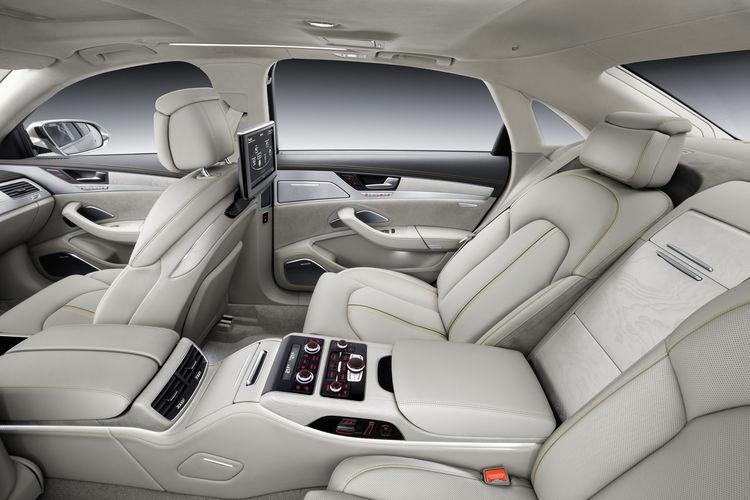 Audi A8 L W12 6.3 FSI quattro (2013)