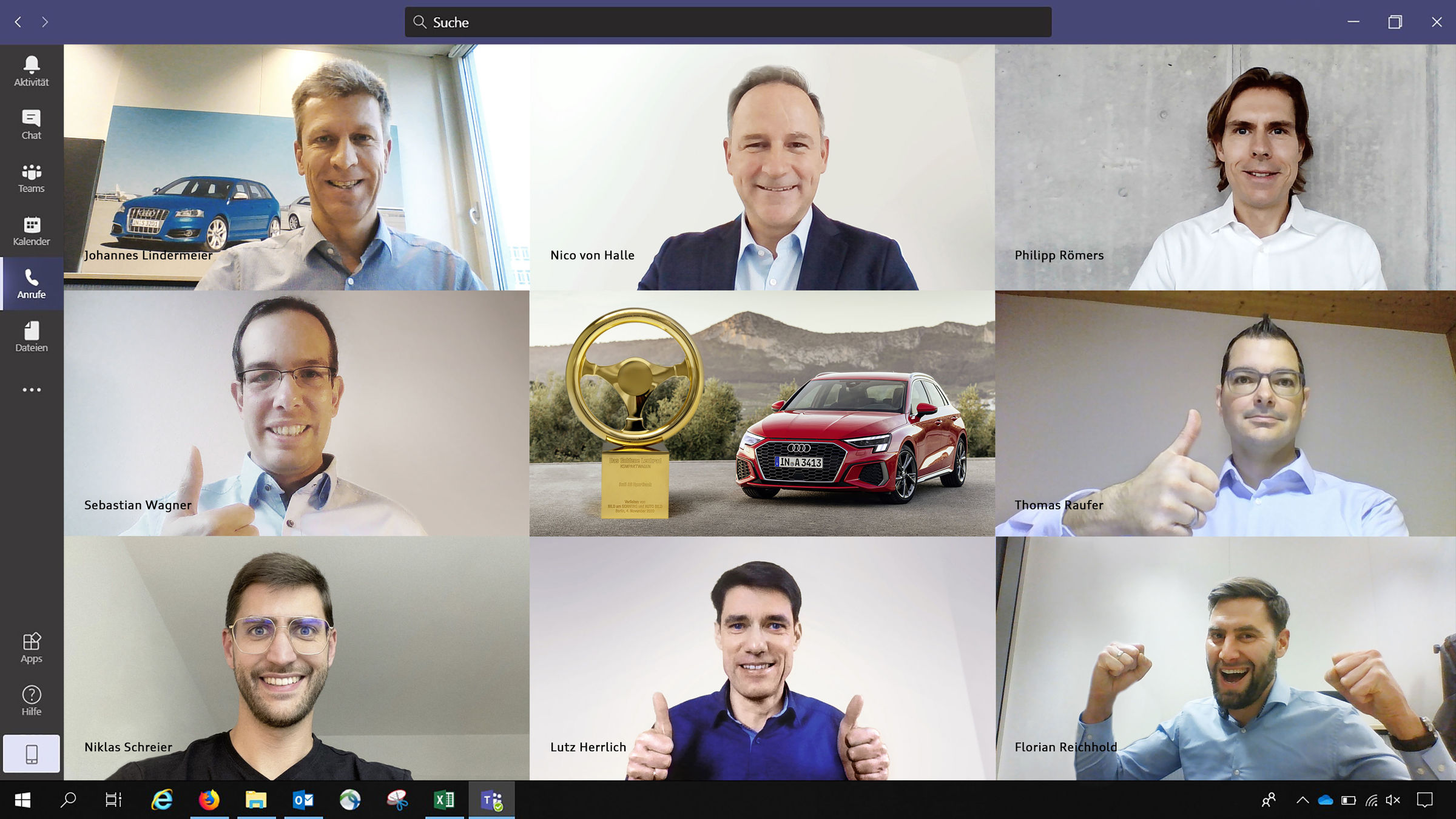 """Success for Audi: The A3 Sportback wins the """"Golden Steering Wheel"""" in the compact class - Image 2"""