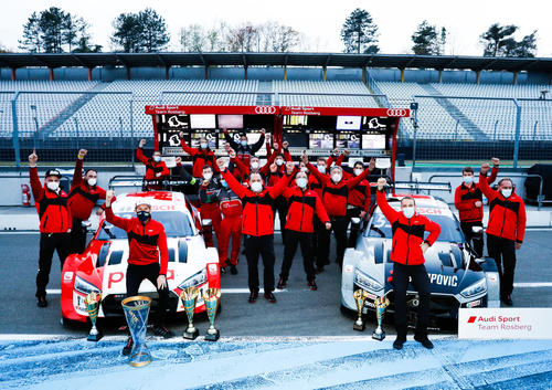 DTM 2020, Finale Hockenheim