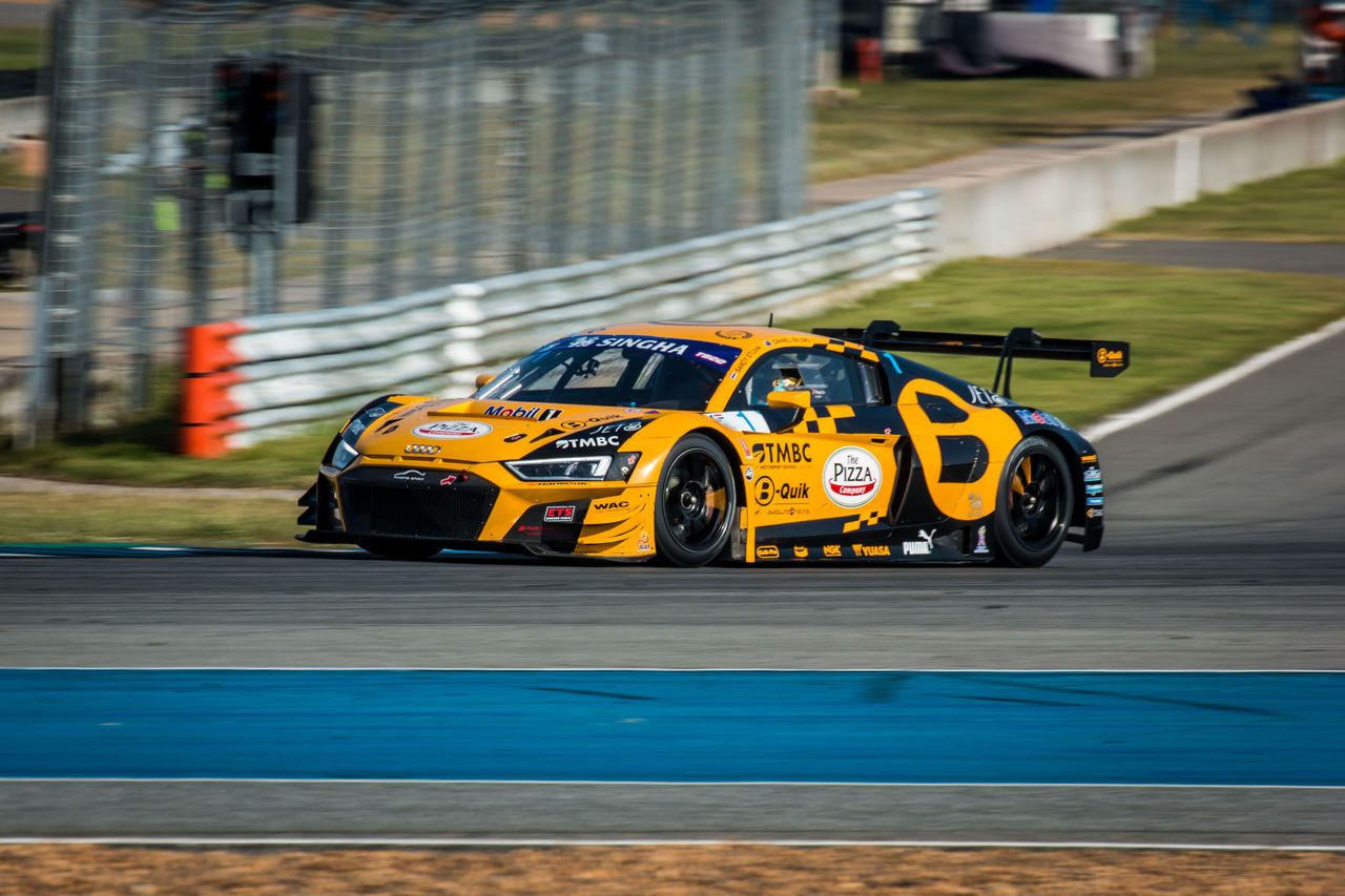 Further titles in Asia and Europe for the Audi R8 LMS