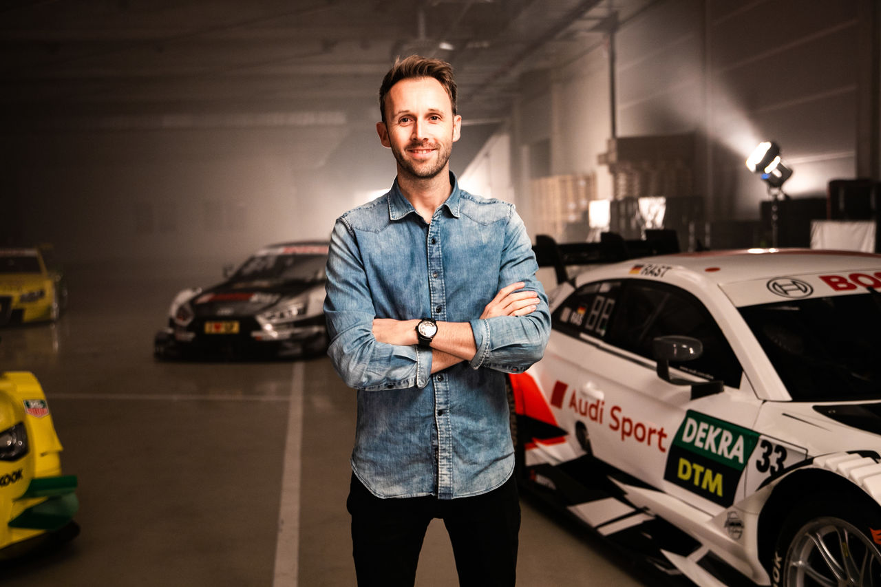 "Triple champion René Rast: ""The DTM has always been my home"""