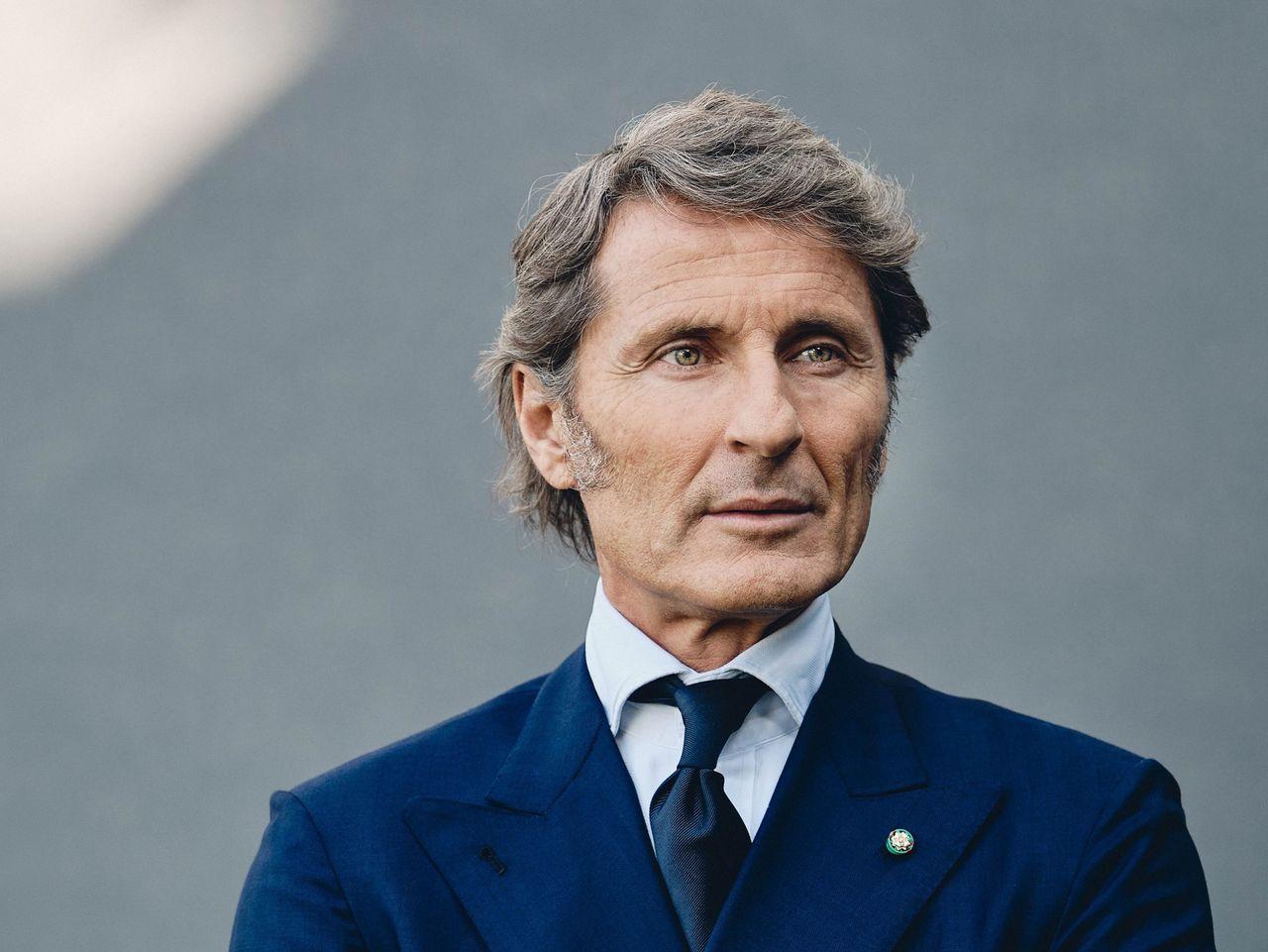 Stephan Winkelmann takes on a double role as President of Bugatti and Automobili Lamborghini