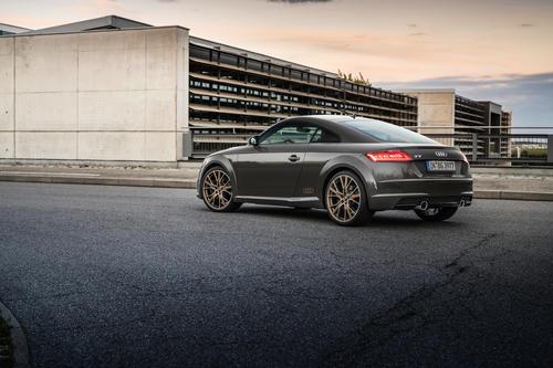 Audi TT Coupé bronze selection