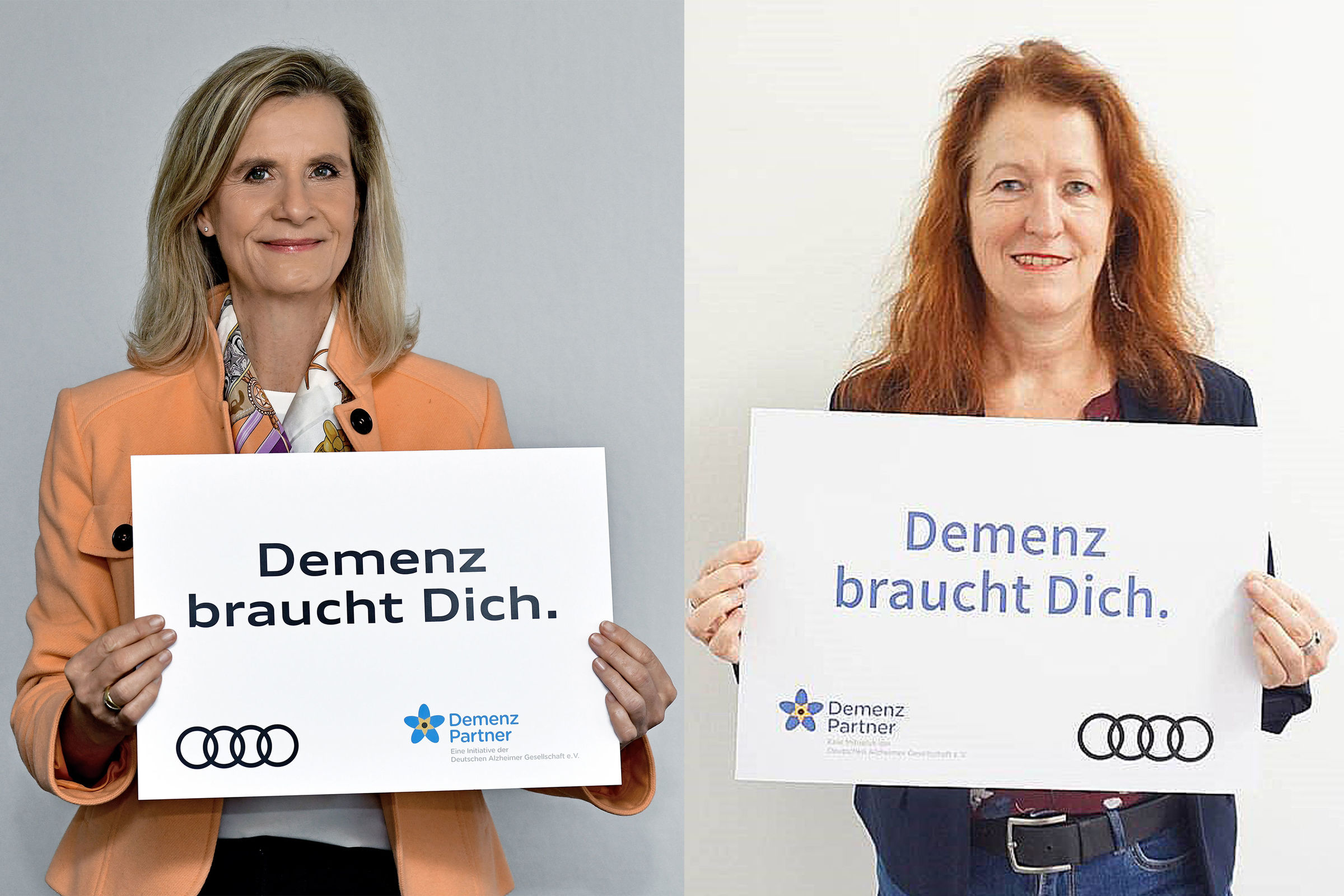 "Audi is becoming a ""Dementia Partner"""