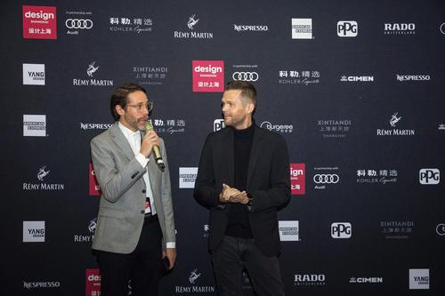 Window into the future: Audi ist Hauptsponsor der Design Shanghai