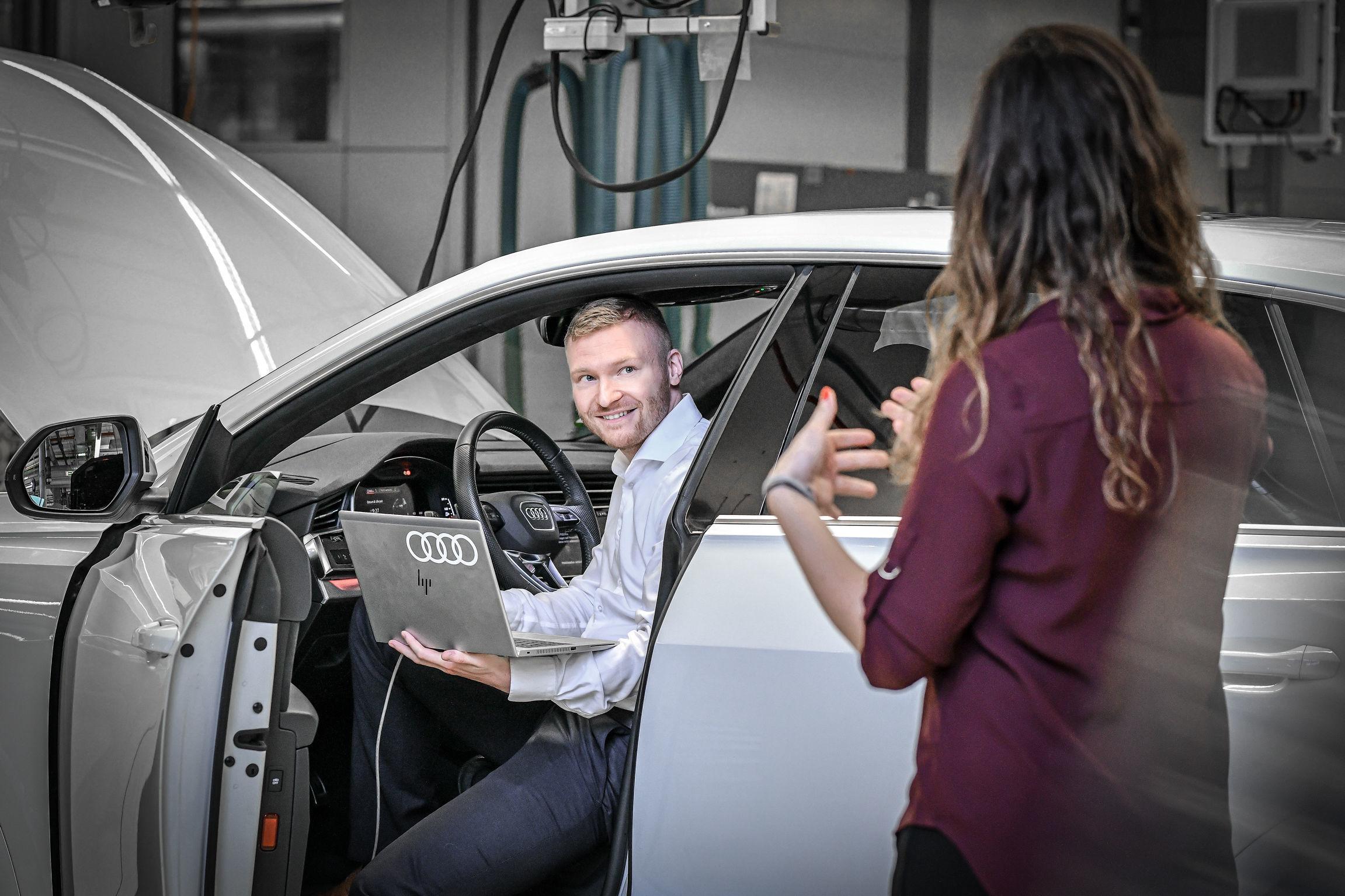 Jump-start a successful career: New Audi Global Graduate Program - Image 3