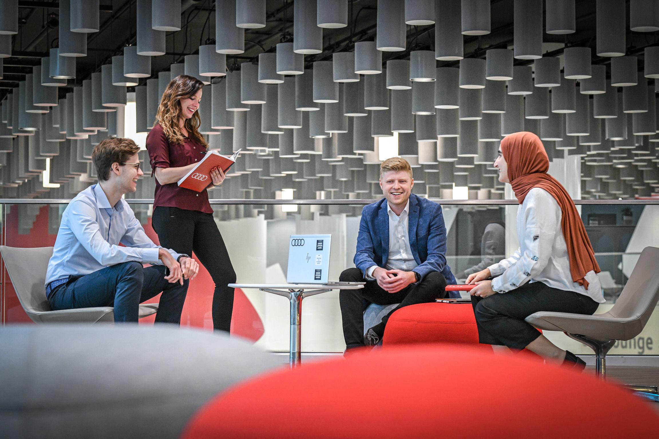 Jump-start a successful career: New Audi Global Graduate Program - Image 5