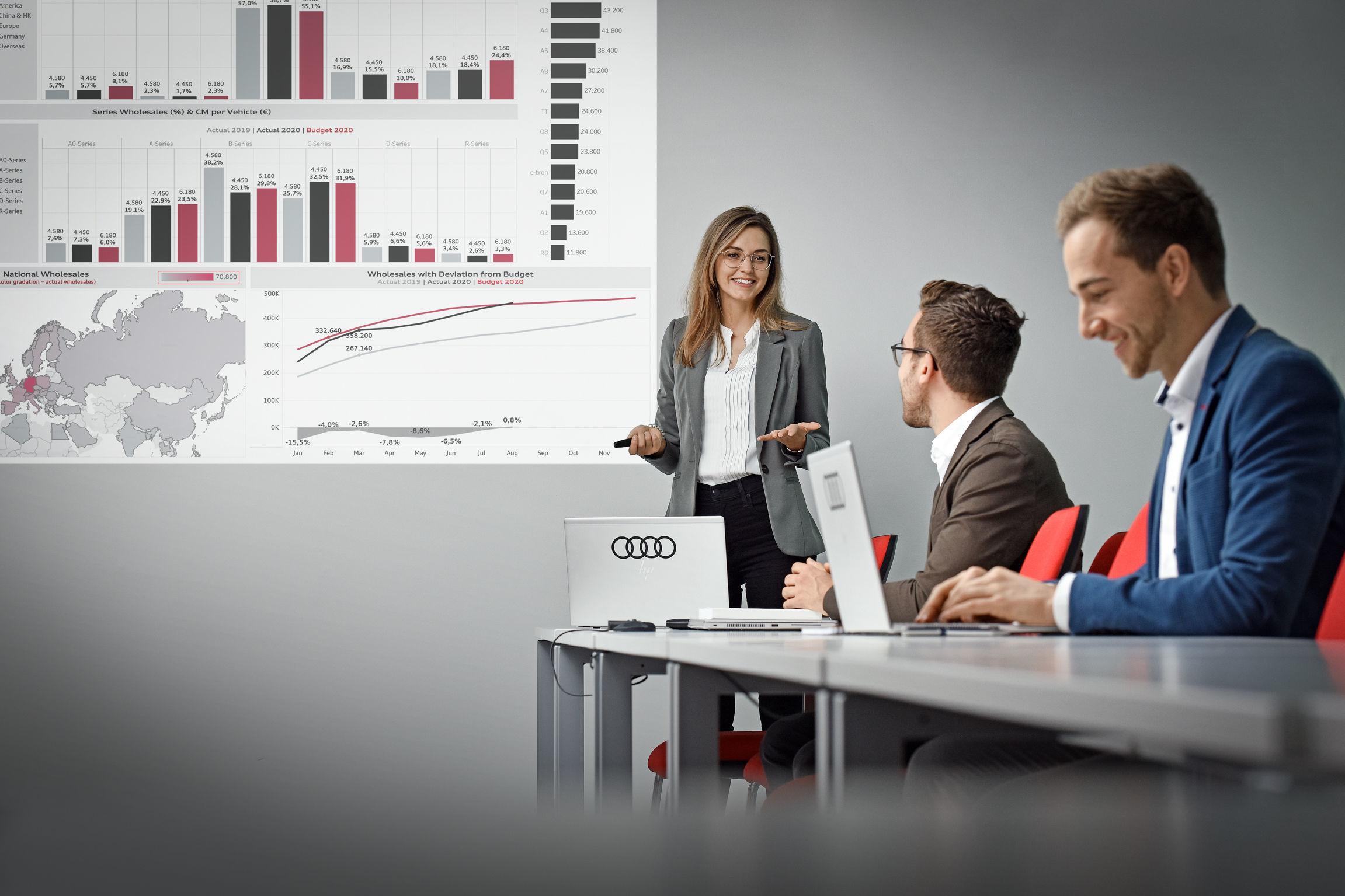 Jump-start a successful career: New Audi Global Graduate Program - Image 2