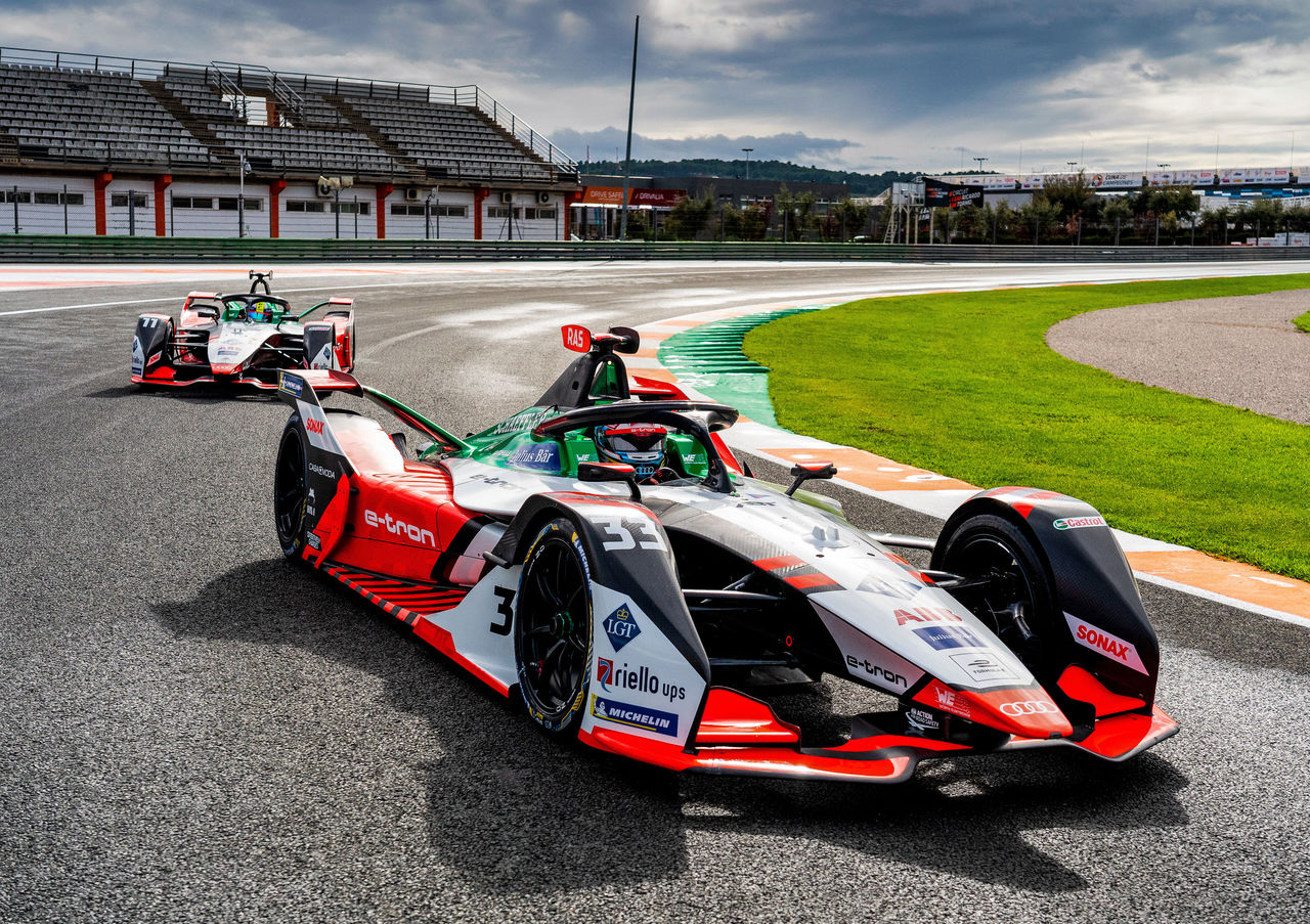 Formula E | Audi MediaCenter