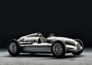 Audi Tradition in Goodwood: revival of the Silver Arrow era