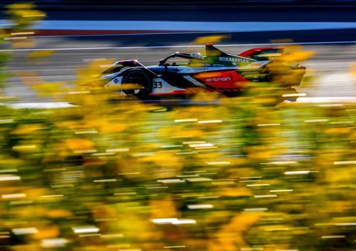 Formel E, Test Valencia 2020