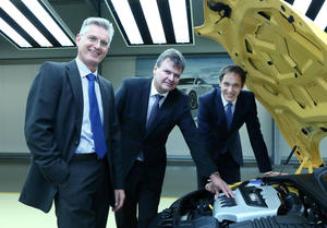 25 million engines at Audi Hungaria