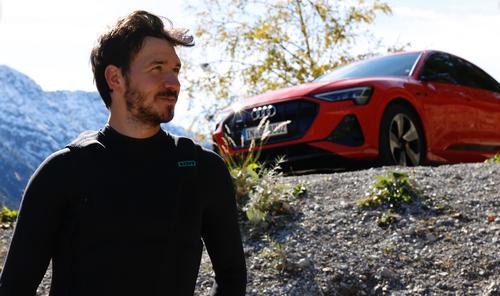 Felix Neureuther wird Audi-Markenbotschafter