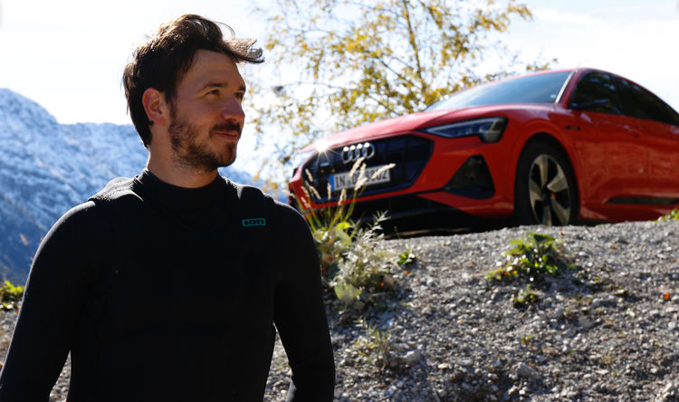 Felix Neureuther is Audi brand ambassador