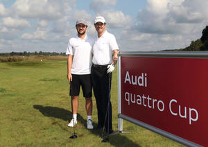 Maximilian Renz and Dr. Thomas Führer represent Germany in South Africa