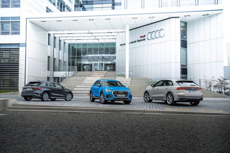 Effizienz – Ladekomfort – Alltagstauglichkeit: die Plug-in-Hybride von Audi