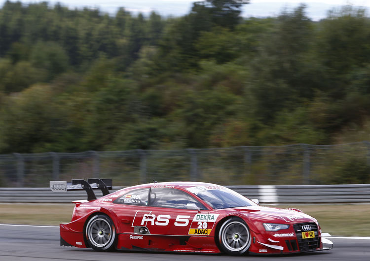 Quotes after qualifying at the Nürburgring