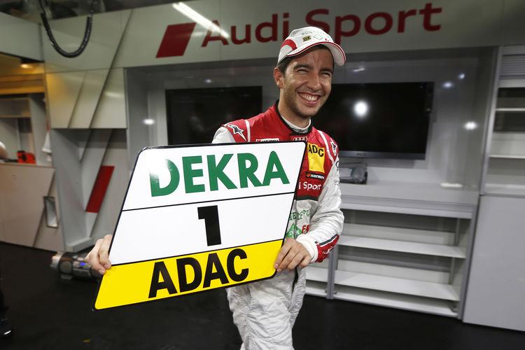 Audi-Pilot Rockenfeller gewinnt ADAC-Wahl