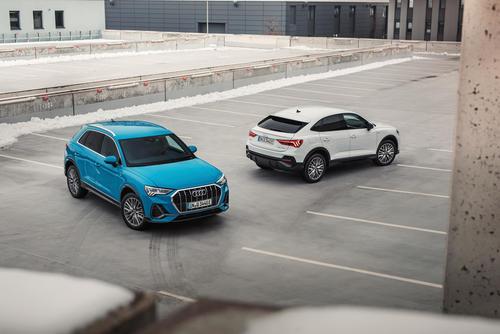 Audi Q3 45 TFSI e / Audi Q3 Sportback 45 TFSI e