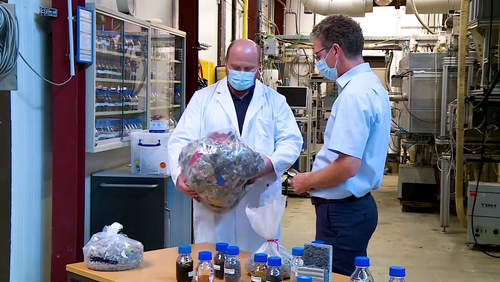 Audi and KIT are working on recycling method for automotive plastics