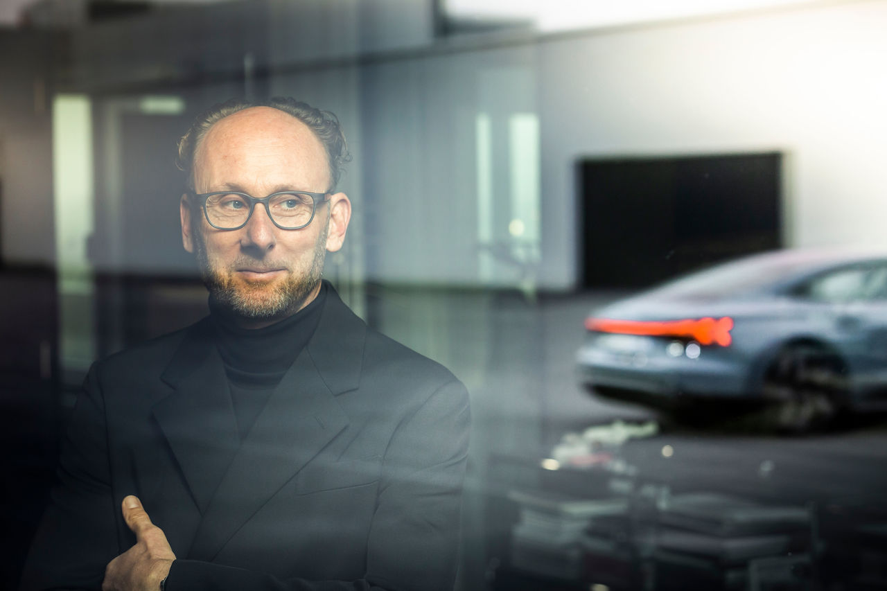 "Marc Lichte: ""Aesthetics arise from efficiency"""