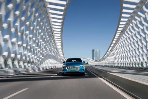 Audi stärkt China-Geschäft: Erste Mehrheitsbeteiligung von Audi in neuem Kooperationsunternehmen für lokale Elektromobilproduktion mit FAW