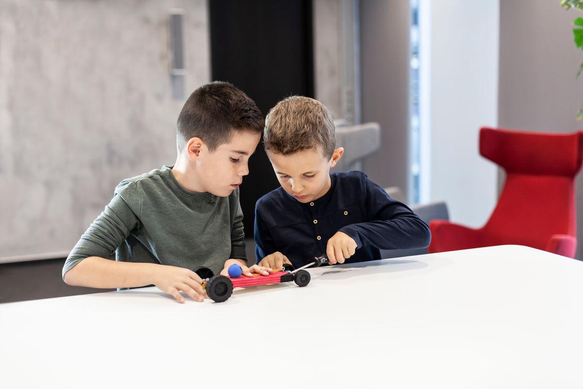 """Tüfteln von zuhause aus: Technik-Workshops """"Werkstatt für junge Meister"""" als Online-Tutorial"""
