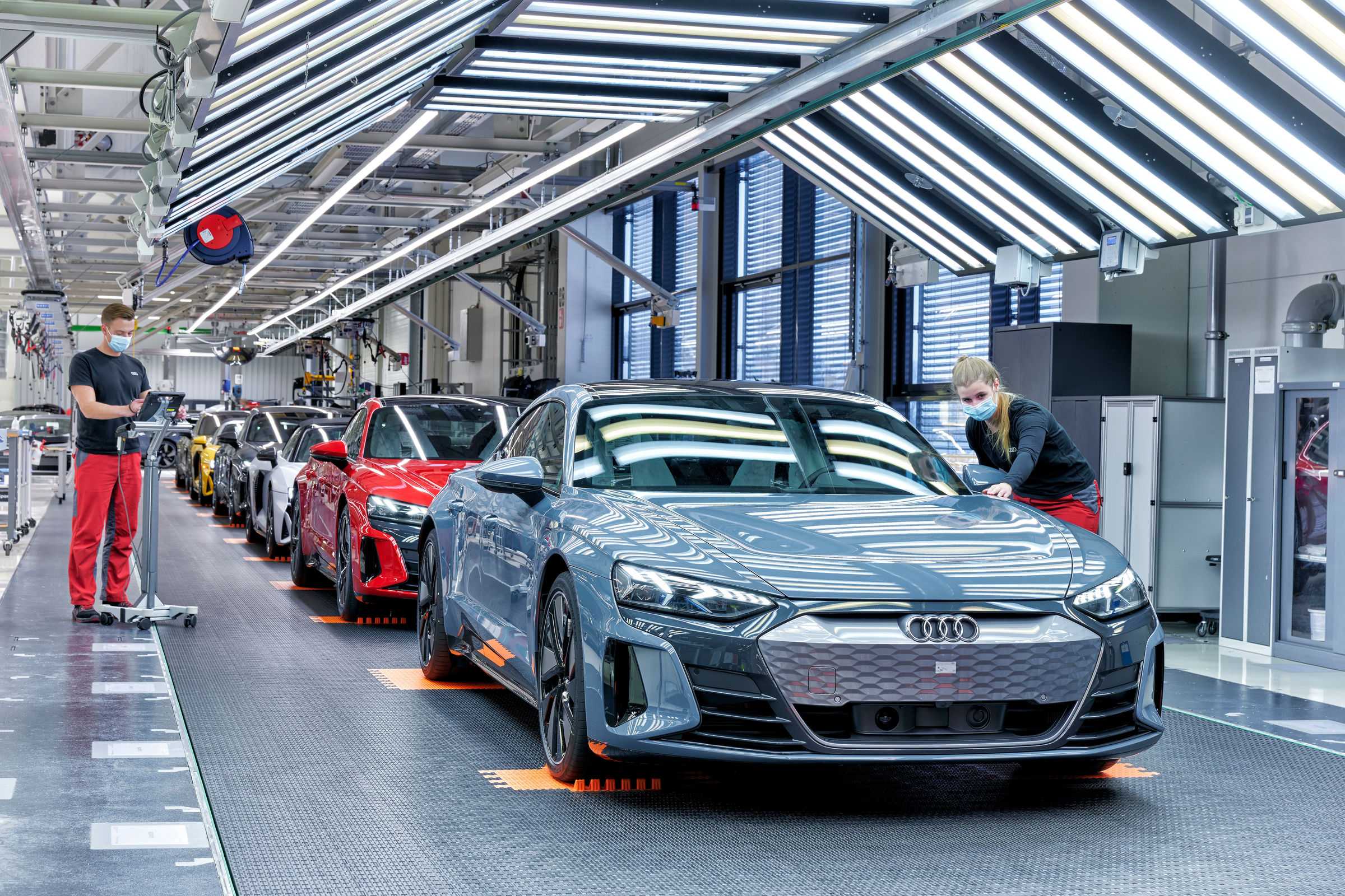 Audi defies the corona crisis with a robust performance in the 2020 financial year - Image 5
