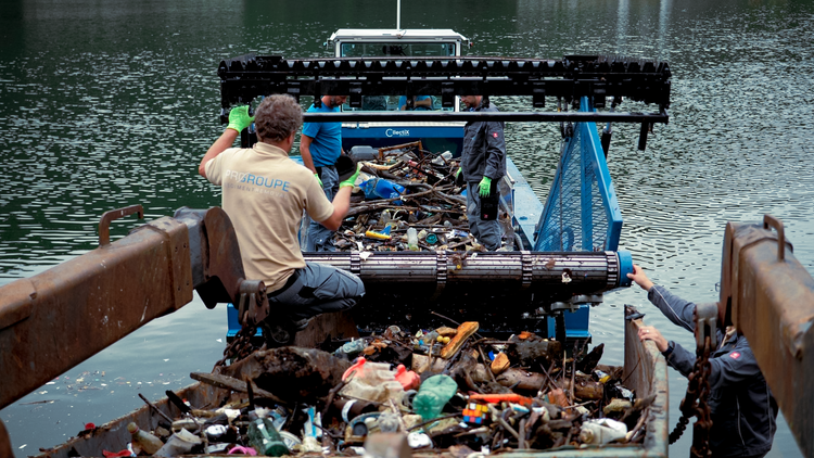 Together for clean rivers: Audi Environmental Foundation, BABOR and everwave launch cleanup initiative