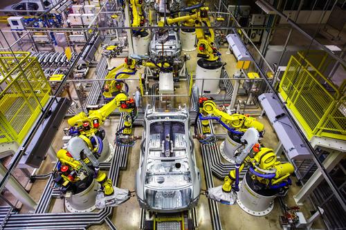 Volkswagen do Brasil Industria de Veiculos Automotores Ltda. in Curitiba, Brazil
