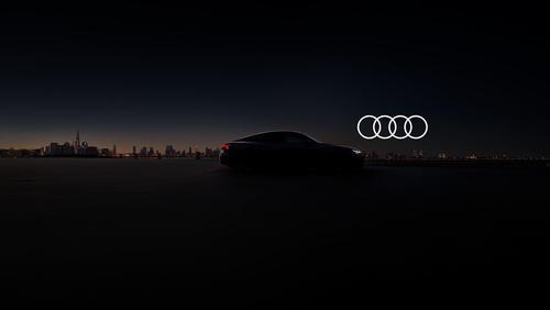 Audi e-tron GT Weltpremiere Ankündigung