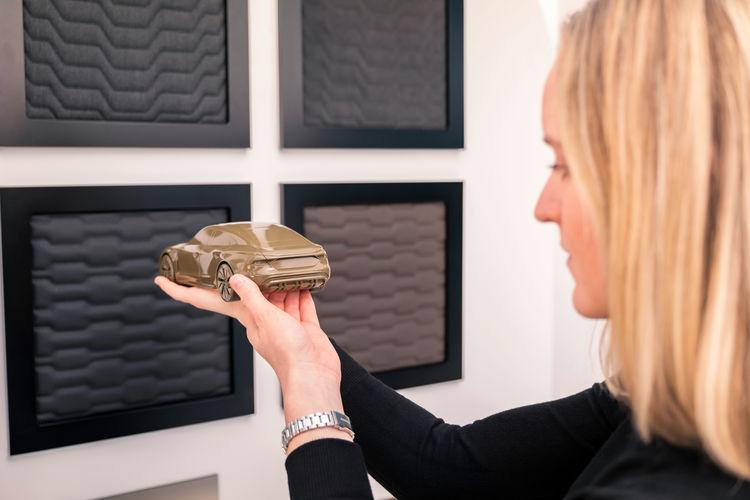 Audi e-tron GT experience - Design