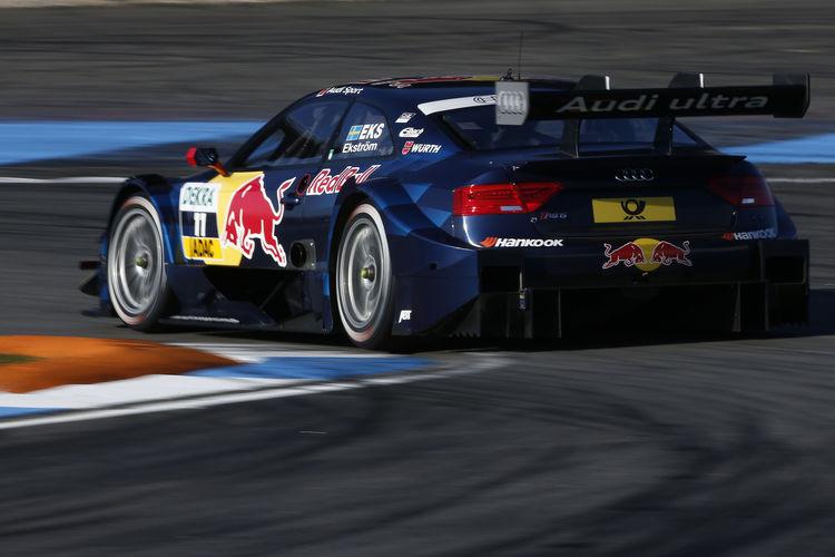 Audi beim DTM-Finale in der Rolle des Jägers
