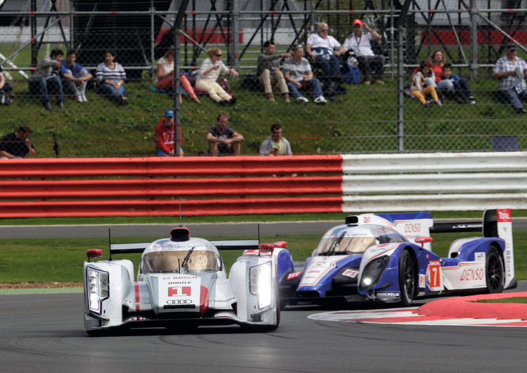 Audi World Champions after fourth race of season